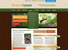 Brainy Camps-Home