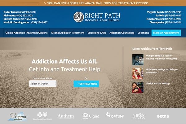 Right Path Treatment Centers